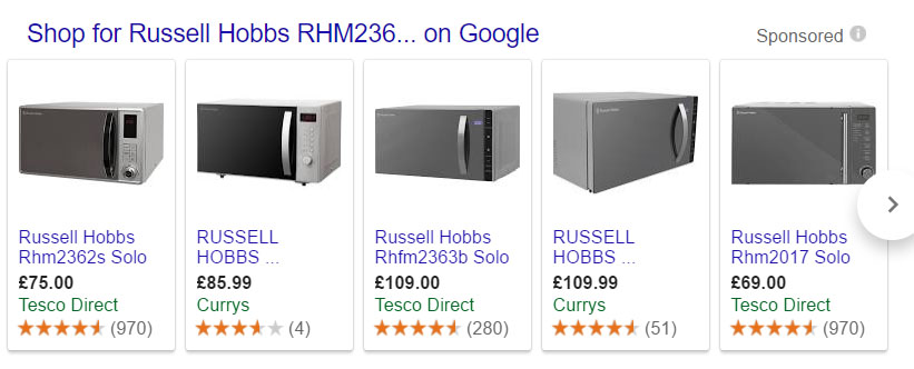 Russell Hobbs RHM2362S Reviews