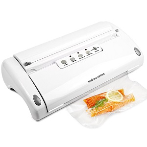 Andrew James Food Vacuum Sealer Machine 5 in 1