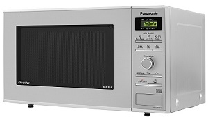 Panasonic NN-GD37HSBPQ Inverter Microwave Oven with Grill