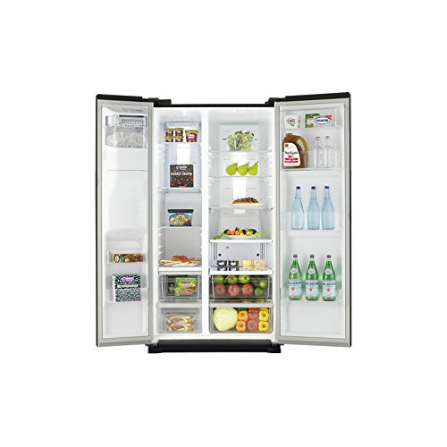 Samsung RS7667FHCBC 545L American Freestanding Fridge Freezer