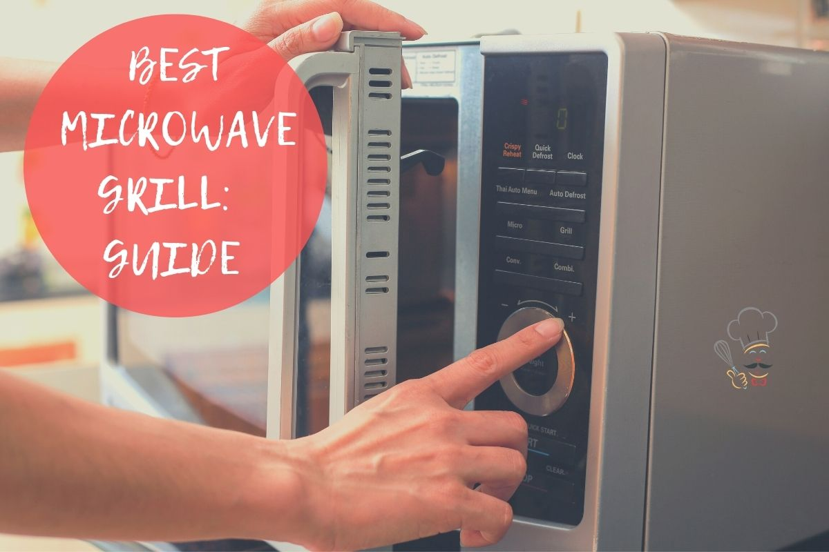 best microwave grill
