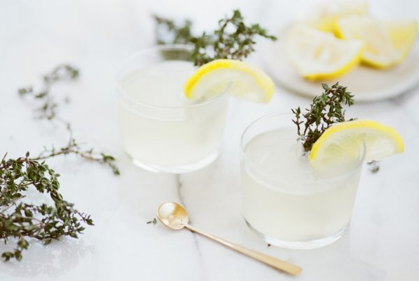 clementhyme cocktail recipe
