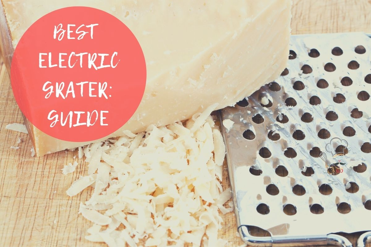 best electric grater