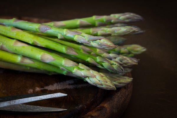 can you vacuum seal fresh asparagus