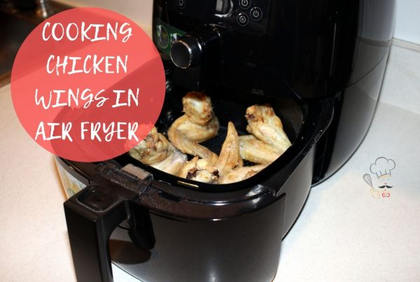 how do you cook chicken wings in an air fryer