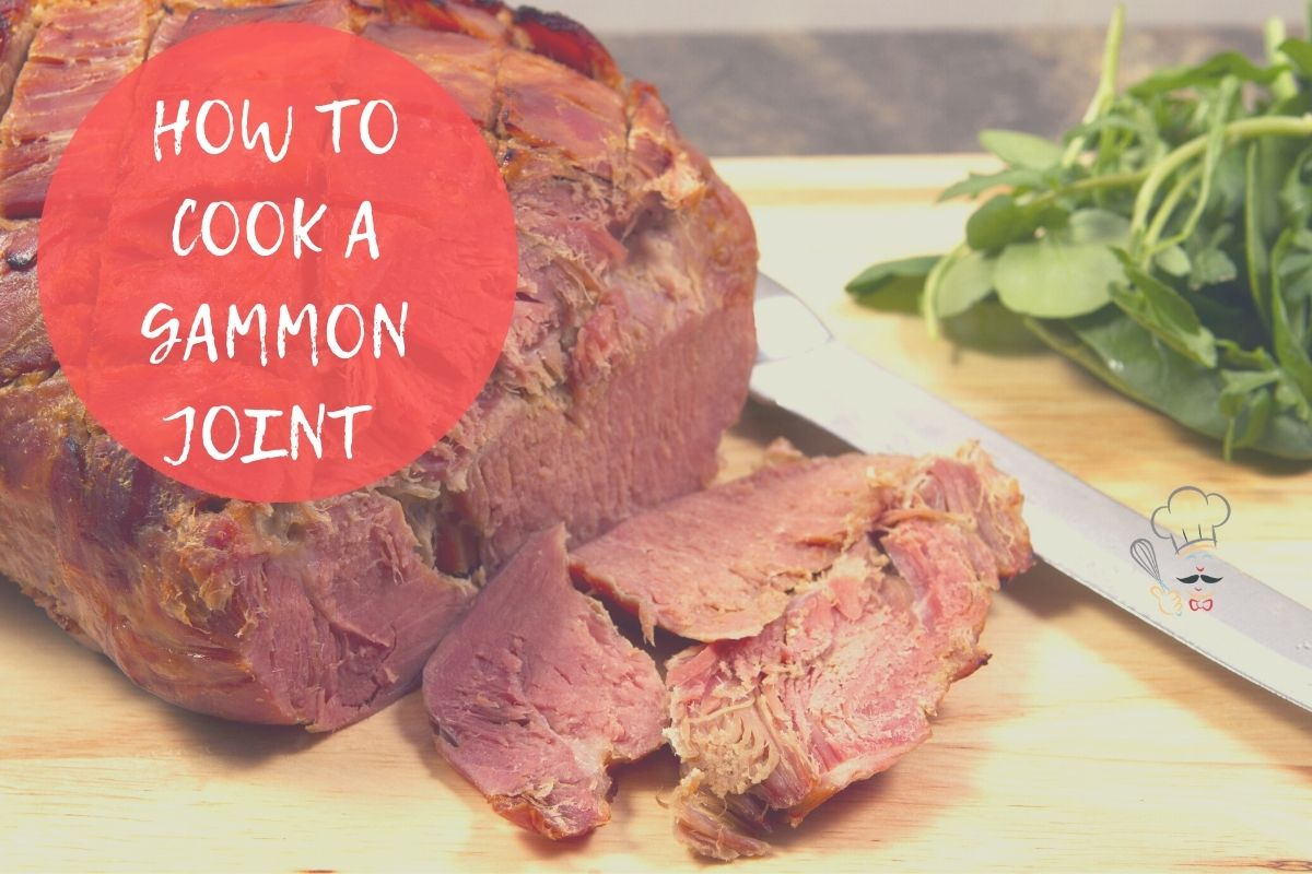 how to cook a gammon joint in a slow cooker with water