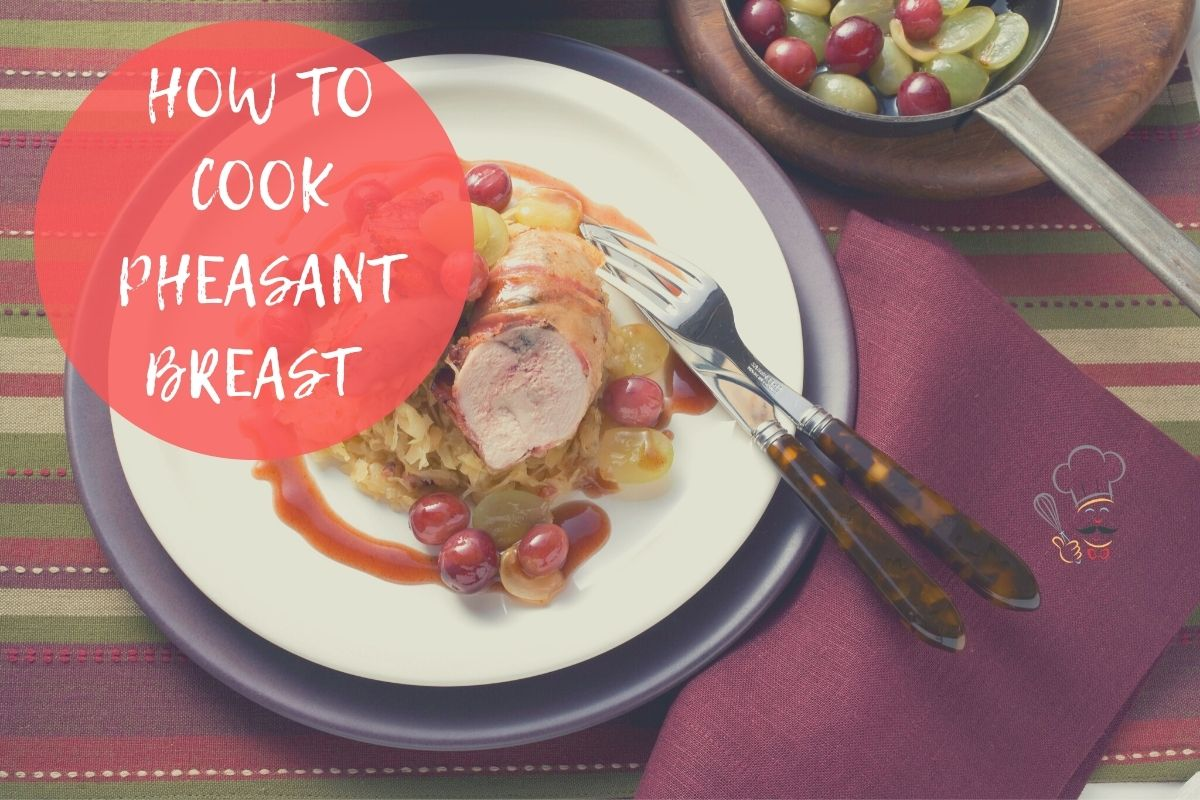 how to cook pheasant breast in the oven