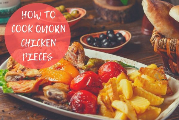 how to cook quorn chicken pieces without sauce