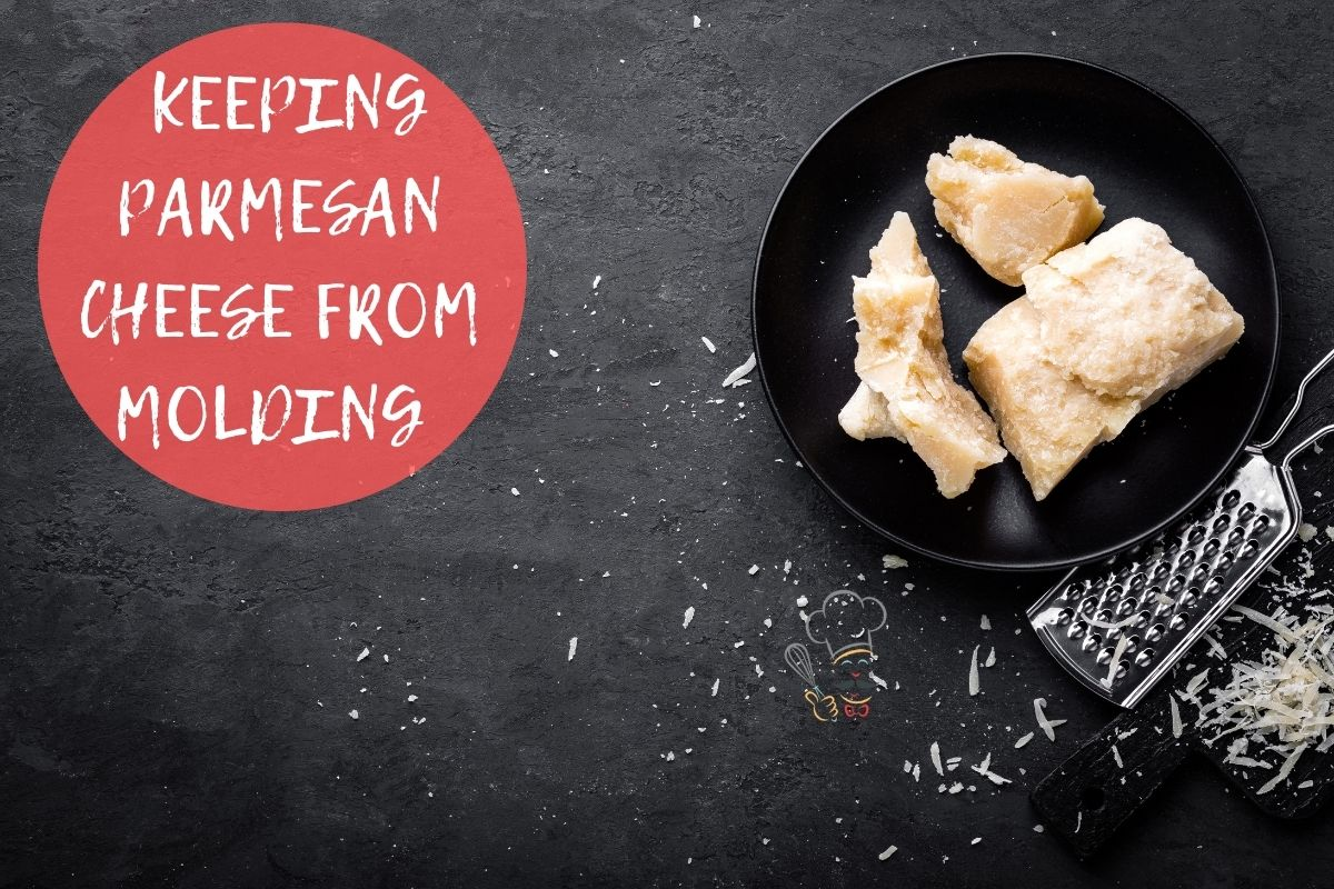 how to keep parmesan cheese from molding