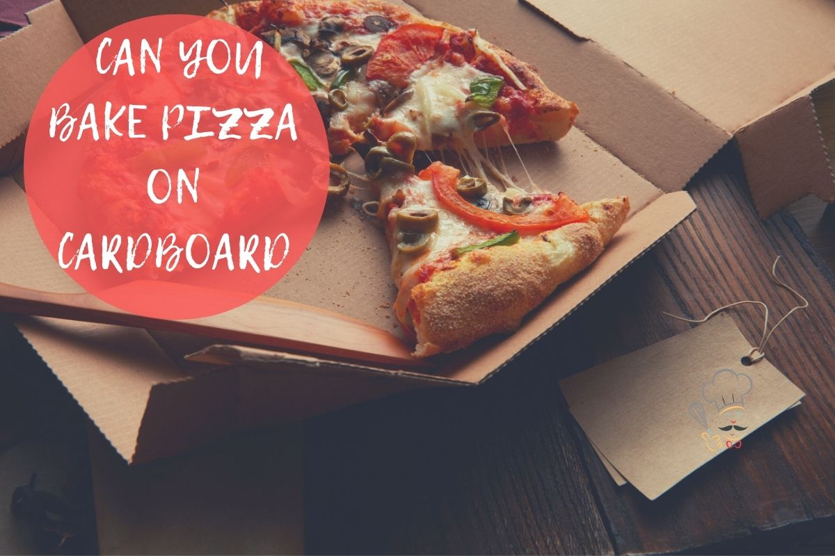 can you bake pizza on cardboard