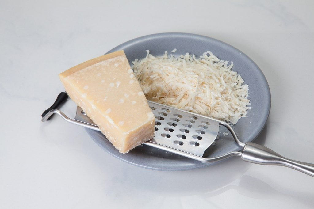 is grated parmesan cheese good after expiration date